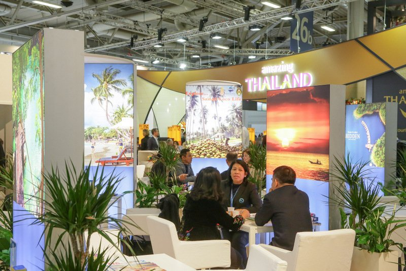 Feedback from tour agents and operators at International Tourism Bourse (ITB) 2018 was loud and clear: Phuket must fix its infrastructure problems if it wants high-spending western European tourists to return. Photo: TAT