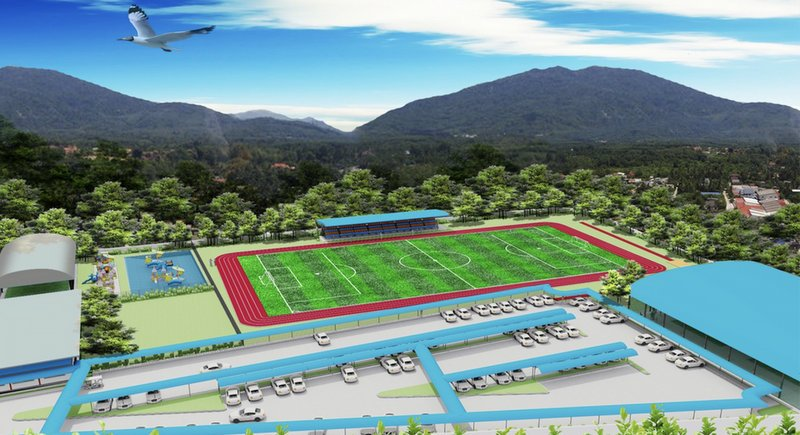 The new campus will feature state of the art facilities. Photo: BCIS