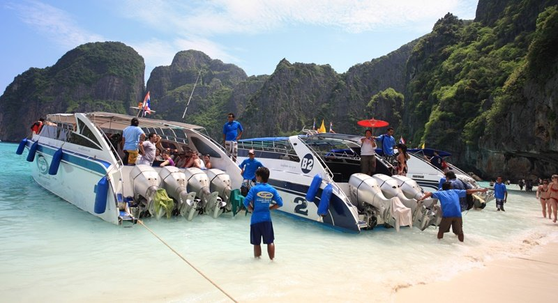 Maya Bay will be closed to visitors, confirmed