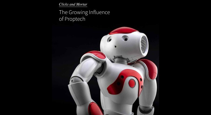 The 'Clicks and Mortar: The Growing Influence of Proptech' report analyses the convergence of real estate and technology in 13 markets across the region.