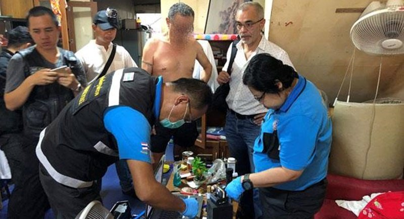Frenchman arrested with porn featuring young Thai girls