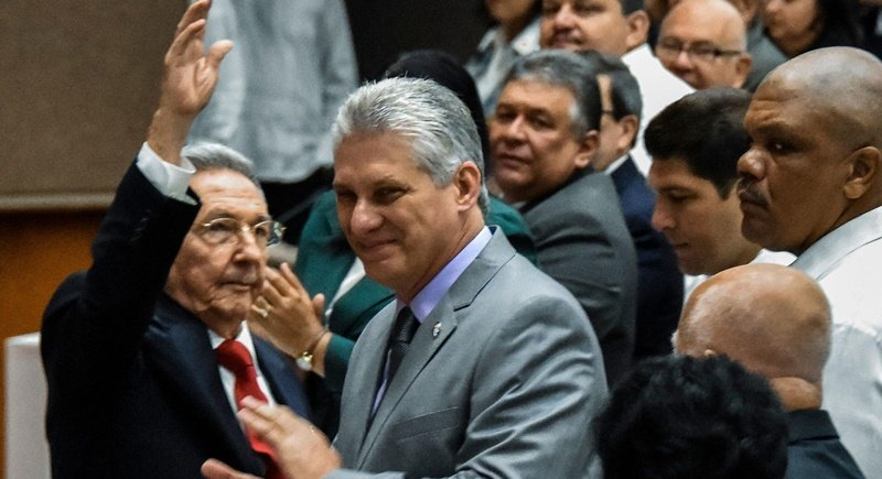 End of era in Cuba as Castro hands torch to Diaz-Canel