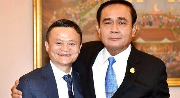 Alibaba move to redefine Thai-Chinese trade