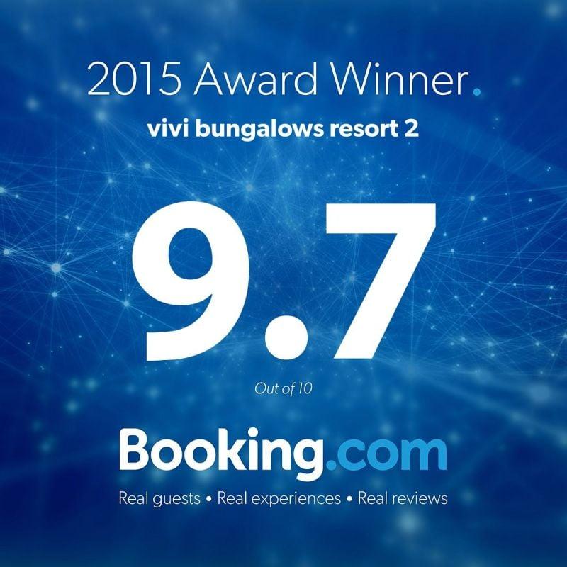 bungalows resort Nai Harn