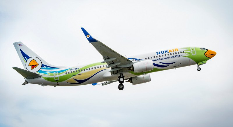 Nok Air improves Q1 result with sharp reduction in loss