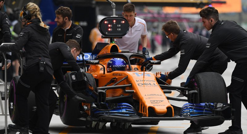 McLaren hoping for Spanish succour