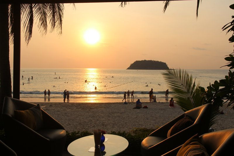 The Boathouse is Phuket's quintessential sunset dining destination