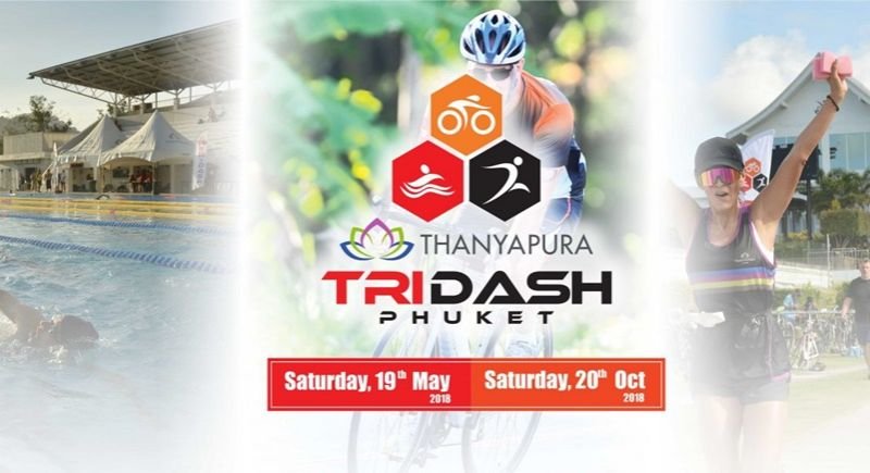 The Thanypura Tri Dash Phuket races are official warm up races for Asia's longest standing triathlon, the Laguna Phuket Triathlon celebrating its 25th anniversary in 2018.