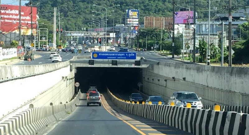 Darasamut Underpass to close for maintenance, one lane at a time