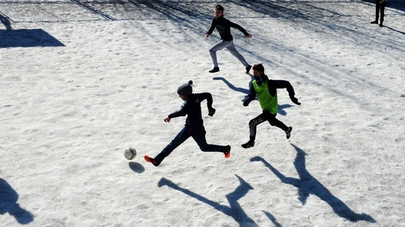 Abandoned by time, Russian provinces cherish World Cup cheer