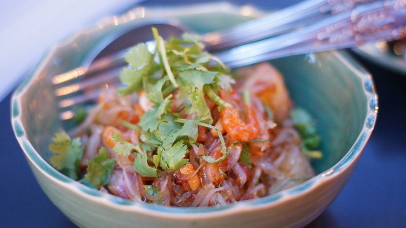 Yum Som-O Goong. Photo: Mark Knowles