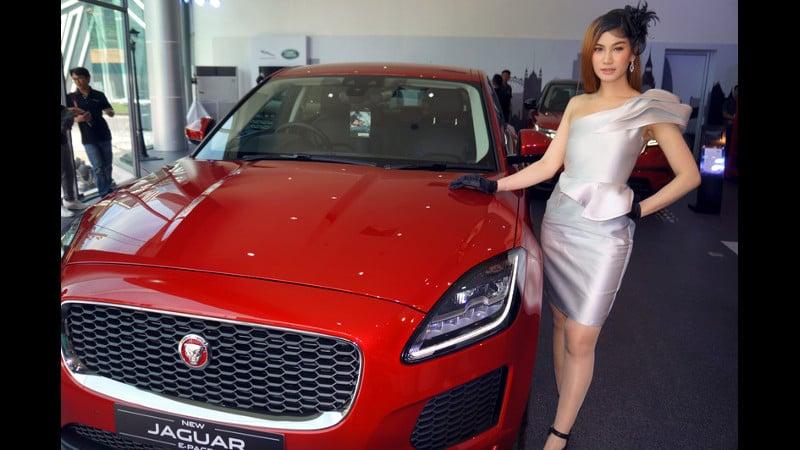 Jaguar, Land Rover launch in Phuket