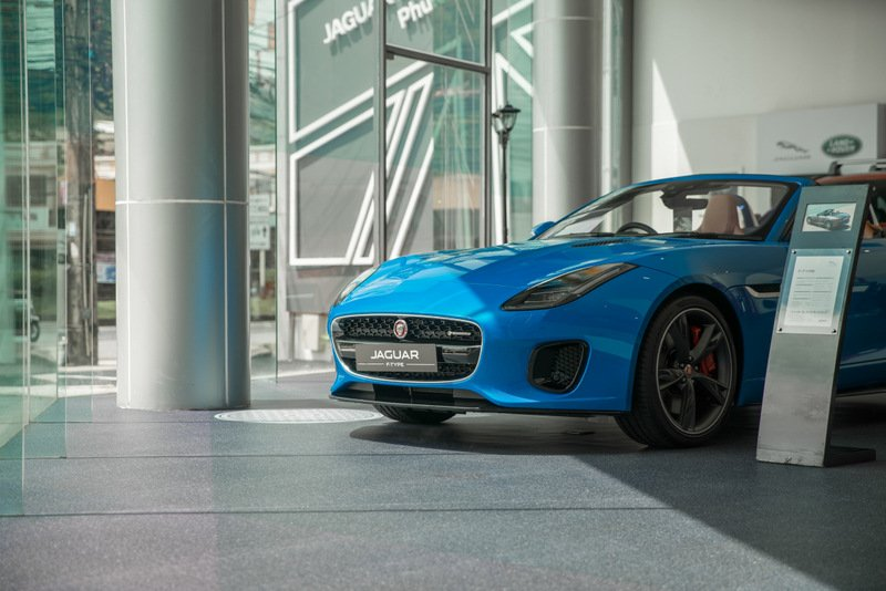 Jaguar, Land Rover launch in Phuket