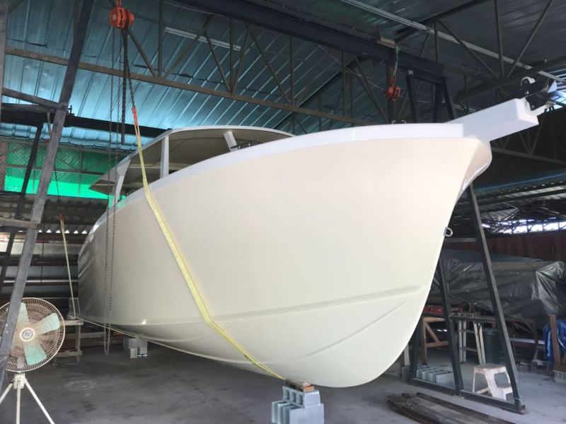 Chalong Boatbuilding Business