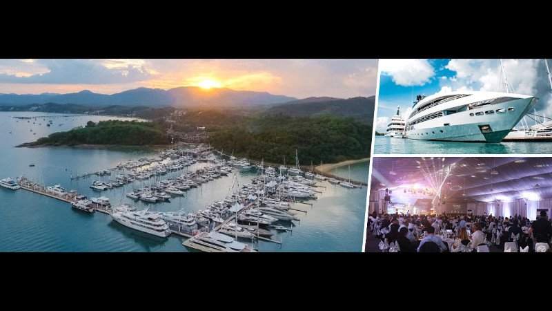Thailand Yacht Show and RendezVous 2019: Commercial Sponsorship and Partnership Opportunities