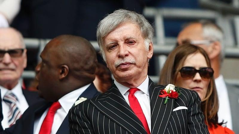 Kroenke on the brink of full Arsenal takeover