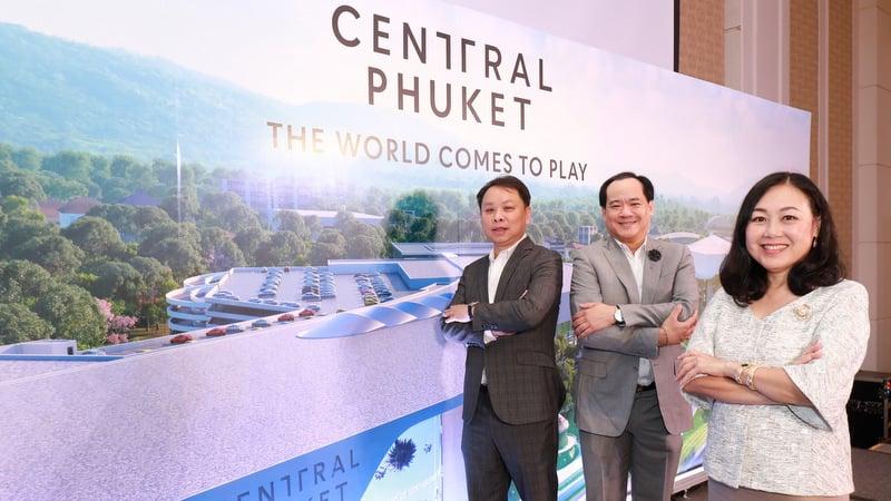 B20bn Central Phuket to open Sept 10