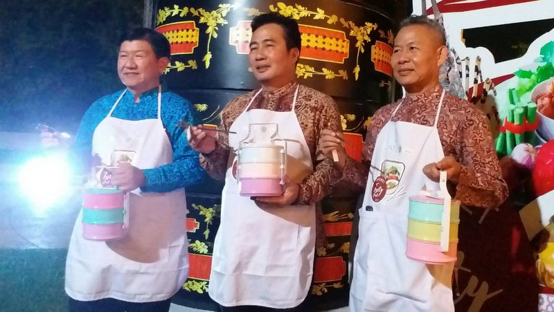 The Phuket Tasty Fest 2018 will be held at Queen Sirikit Park in Phuket Town on Sept 1-2. Photo: PR Dept