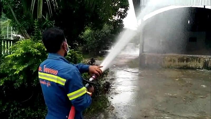 Ice factory ammonia leak off Phuket leaves owner dead
