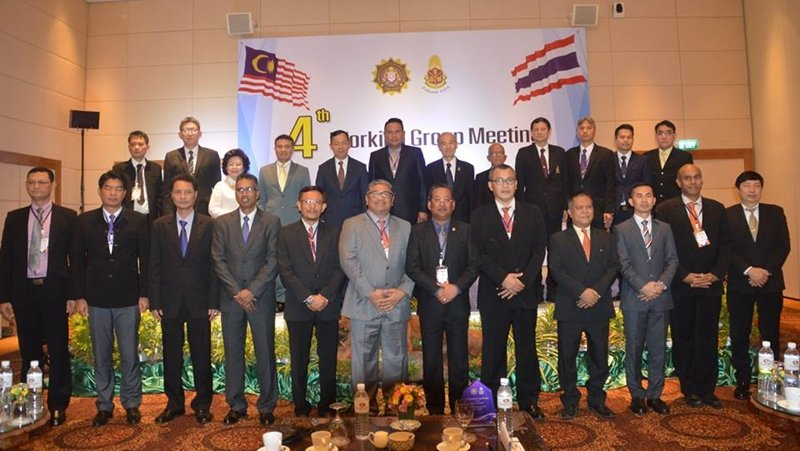 Thai and Malaysian anti-corruption commissions meet in Phuket