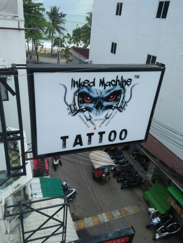 Inked Machine™ Tattoo