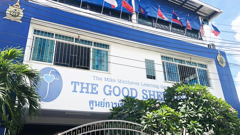 Lessons in love: The Good Shepherd Centre, Phuket Town