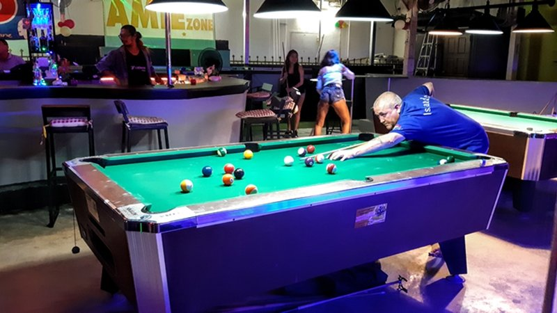 Masterclasses and close calls in Round 10 of Rawai Pool League