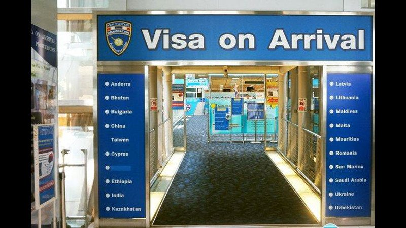 Visa on arrival fees to be waived