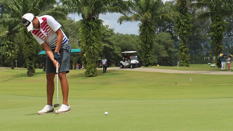 Faldo Series Thailand Championship – South expects juniors from around the region