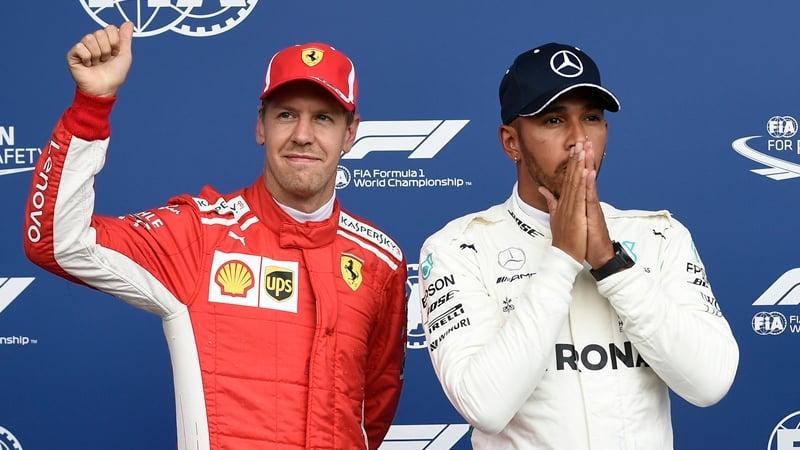 Hamilton preaches respects