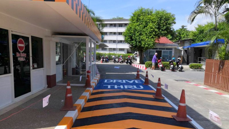 Phuket Immigration to launch 'Drive Thru' service