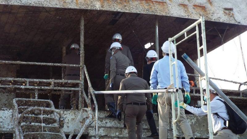 Investigators given seven days to inspect 'Phoenix' wreck