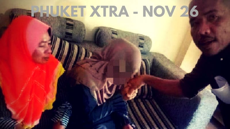PHUKET XTRA: VIDEO: Child porn ring busted! 'Ghost students' probe? Baby  crushed by bus! || Nov. 26