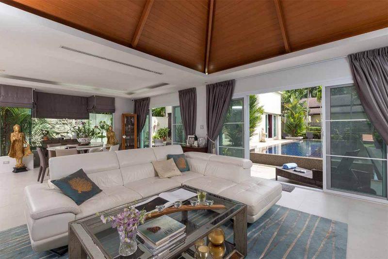 Lovely 3 Bedroom Villa - Layan