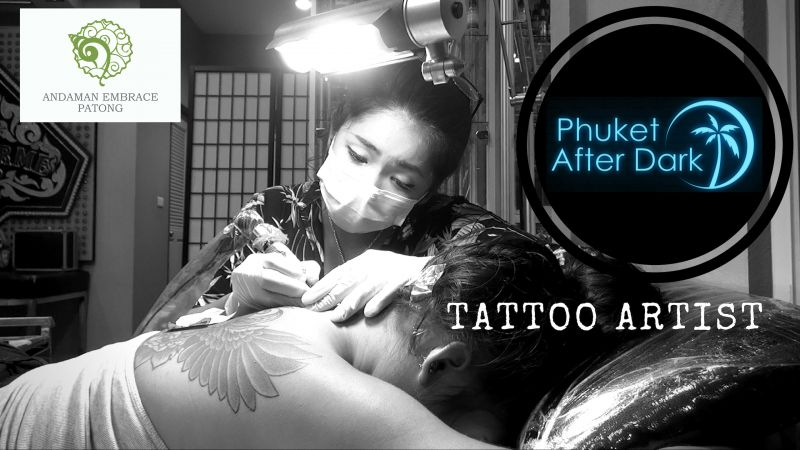 [VIDEO] Episode 2: Tattoo Artist || Phuket After Dark