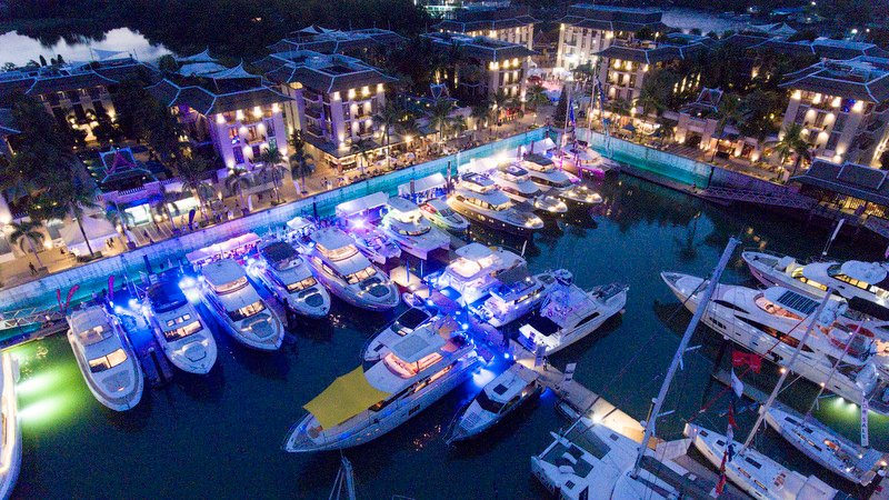 Thailand Yacht Show and RendezVous Driving Growth Of Marine Leisure Tourism In Thailand
