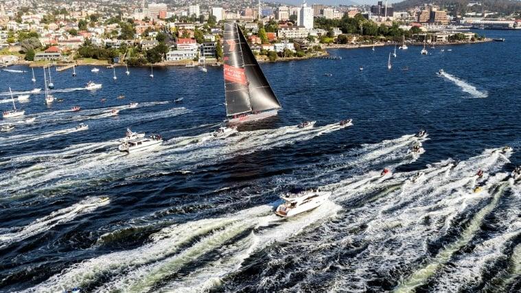 'Redemption': Wild Oats XI wins record ninth Sydney-Hobart yacht race