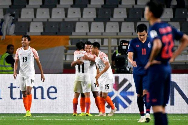 Thailand humiliated, coach fired after Asian Cup loss to India