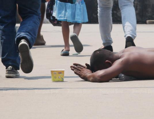 Ministry to target beggars