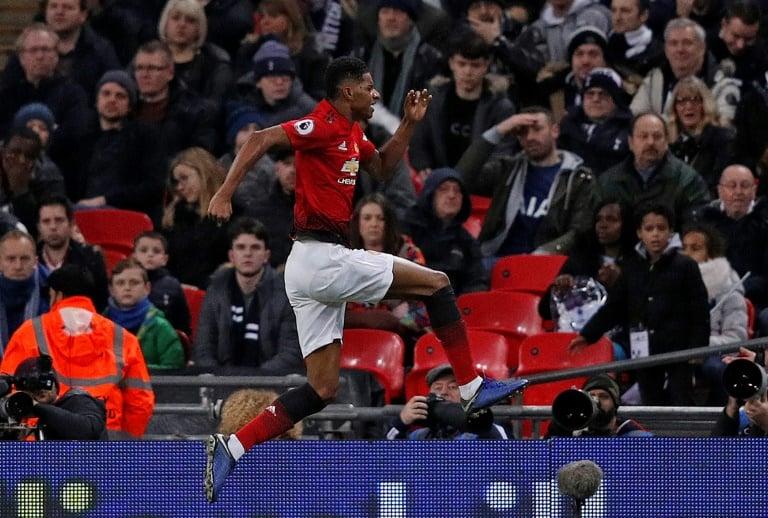 De Gea produces masterclass as Man United win at Tottenham