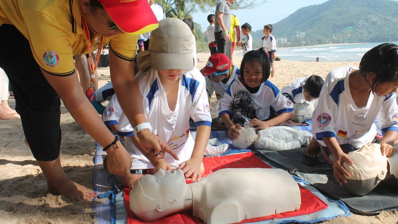Phuket Opinion: 'Reviving' drowning victims