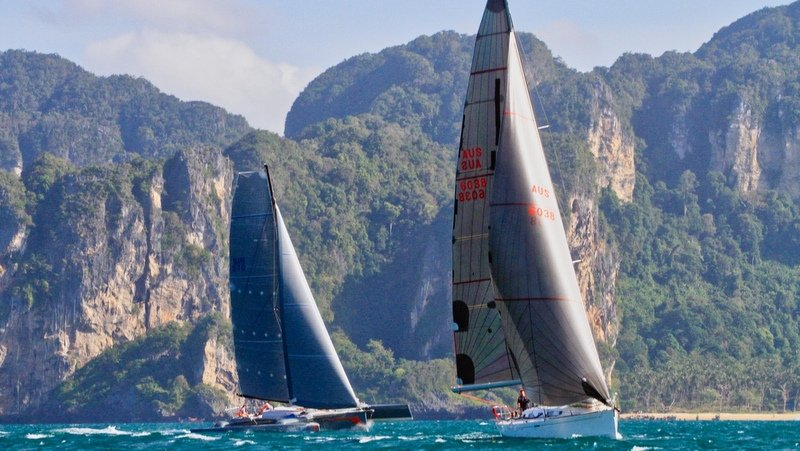 The Bay Regatta 2019 – Racing for all designs in Phuket – Phang Nga – Krabi