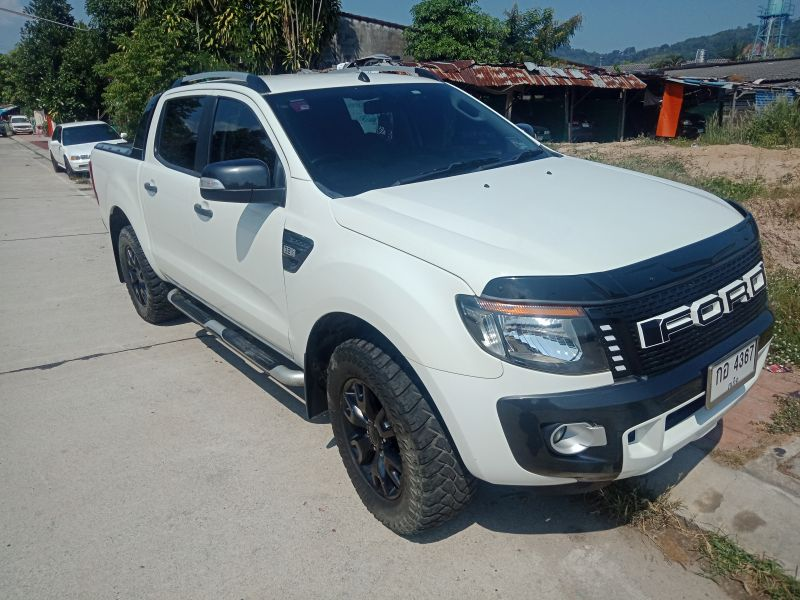 2014 Ford Ranger 3.2L Wildtrak