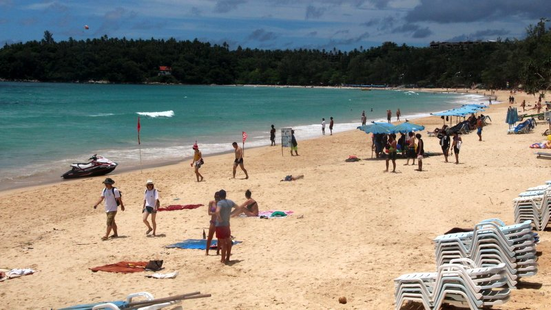 Kata Beach. Photo: The Phuket News / file