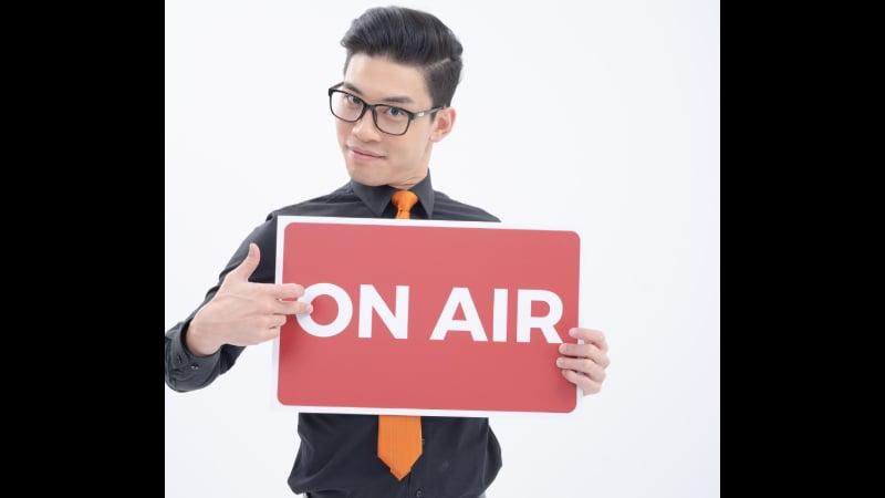 Joey Chou announced as new Asia Pop 40 host