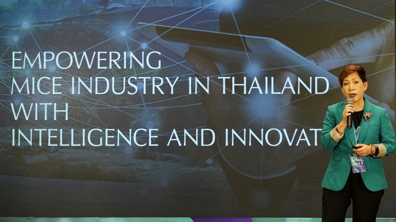 Thai MICE to chase Big Data