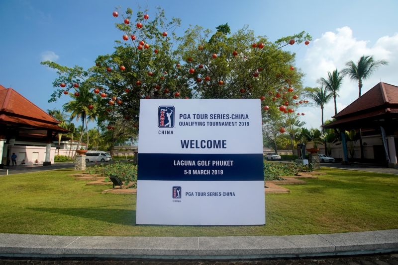 Laguna Golf Phuket will host the tournament from March 5-8.