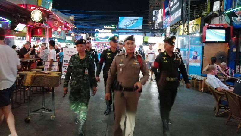 'No security fears in Phuket,' says island's Army chief