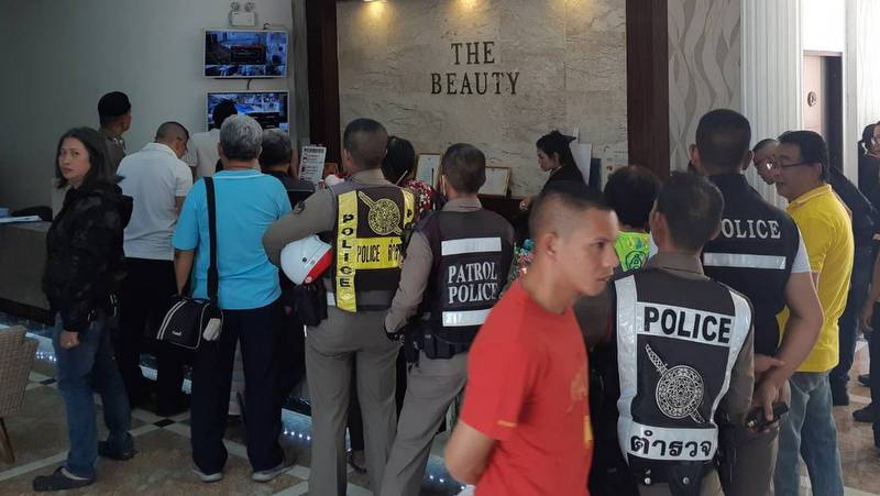 Two injured in shooting at Phuket spa