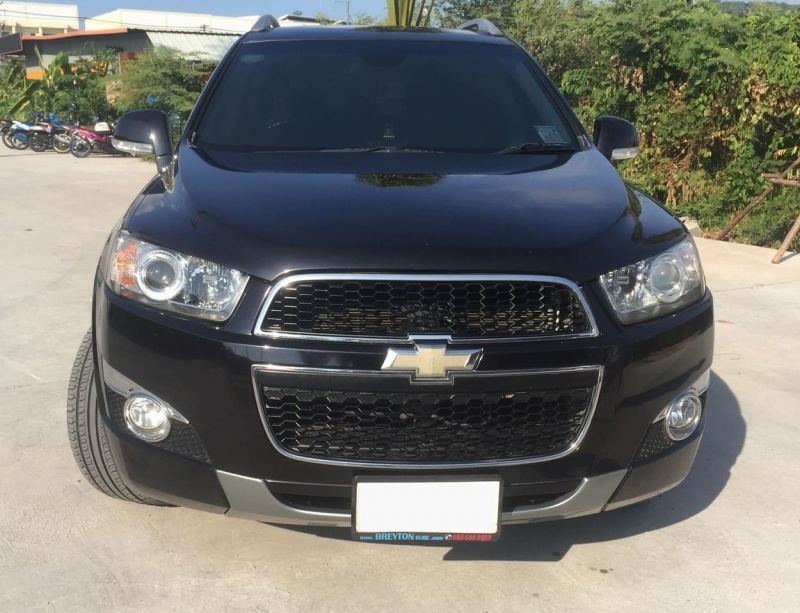 CHEVROLET CAPTIVA 2.4L LTZ AWD